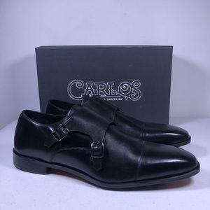 Carlos Santana Passion Strap Dress Shoes